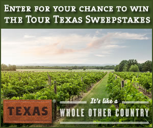 THE TOUR TEXAS SWEEPSTAKES