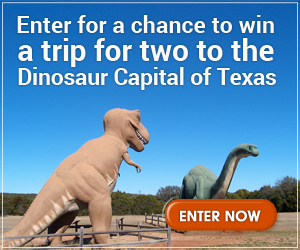Discover Your Texas Sweepstakes